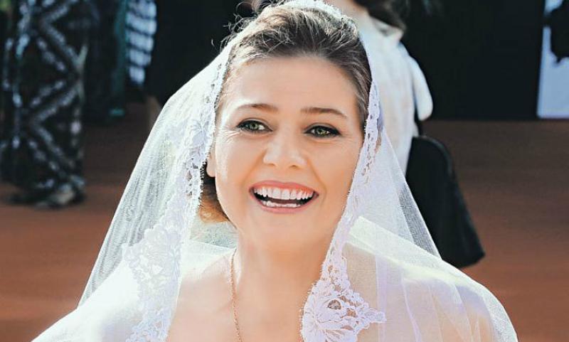 Мария Голубкина объявила о скорой свадьбе с сыном Василия Ливанова