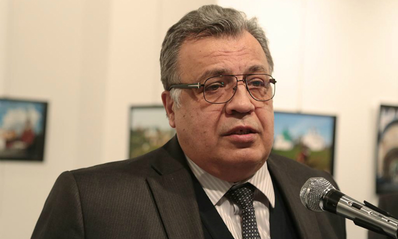 Задержан организатор убийства российского посла в Турции