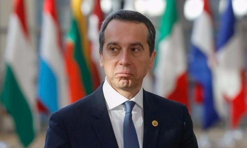Австрийский канцлер огласил в Санкт-Петербурге потери своей страны от санкций против России