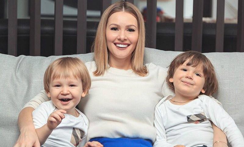 Актриса и экс-депутат Мария Кожевникова ждет третьего ребенка