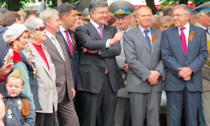 Закон о запрете пропаганды георгиевской ленты опубликовали на Украине