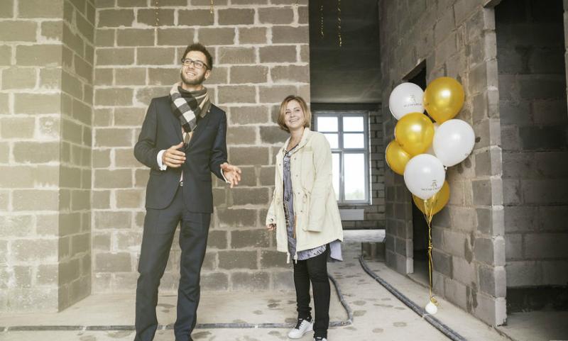 Строительная компания подарила квартиру в Москве олимпийской чемпионке Юлии Липницкой