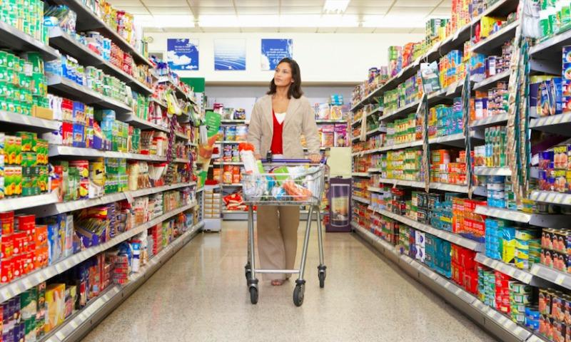 Цены на продукты выросли в России с начала года почти на 10 процентов