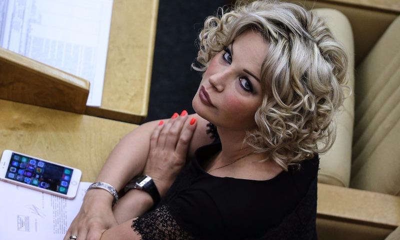 Максакова пообещала отомстить за убийство Вороненкова