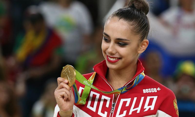 Гимнастка Мамун сообщила освоем желании стать тренером сборной Российской Федерации пофутболу