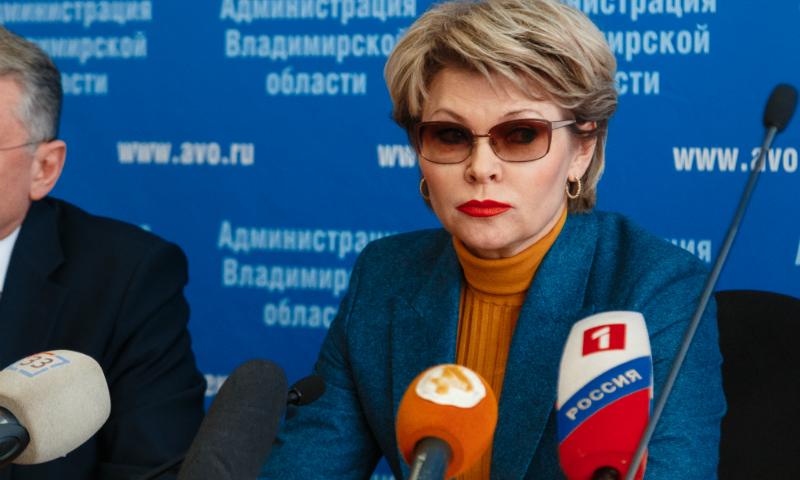 Вице-губернатора Владимирской области задержали по подозрению во взятке при распределении земель
