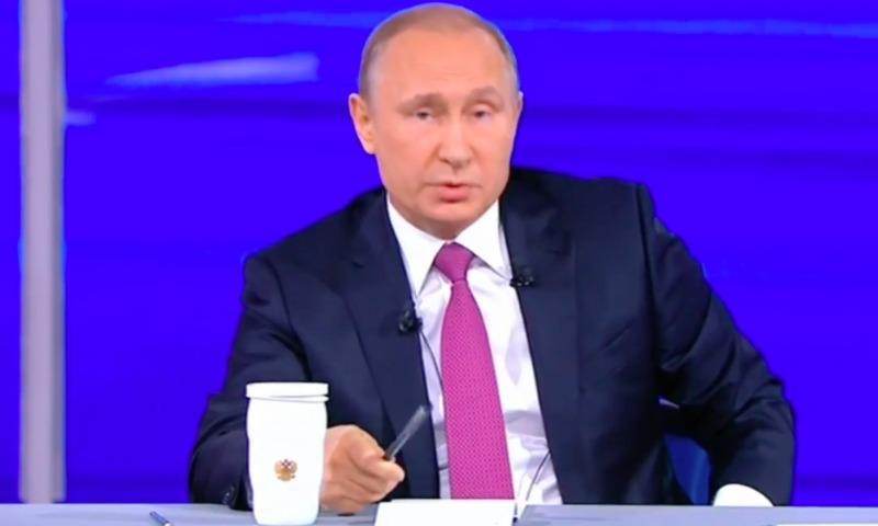 Президент России вспомнил своего отца после