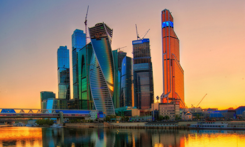 4 министерства хотят переехать в«Москва-Сити»