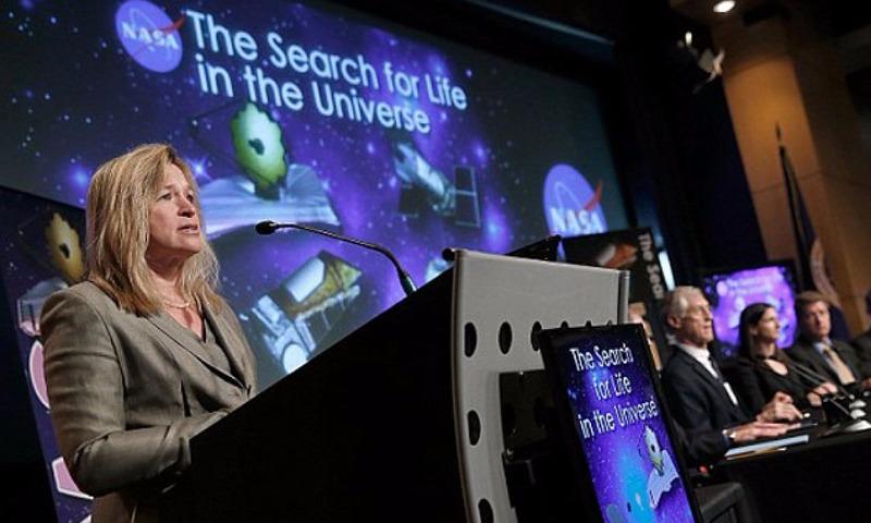 В НАСА опровергли слухи о том, что обнаружена внеземная жизнь