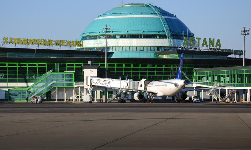 Аэропорту столицы Казахстана дали имя Нурсултана Назарбаева