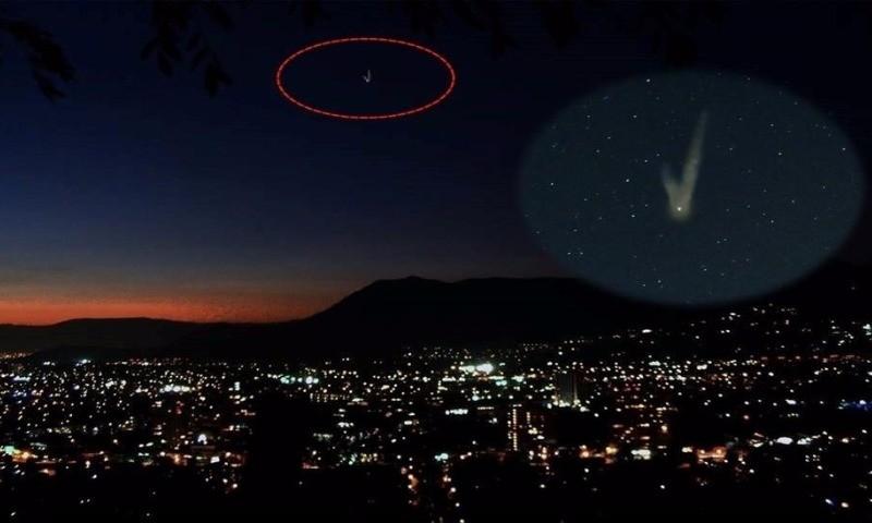 Ученый сообщил о конце света от мчащейся к Земле гигантской кометы