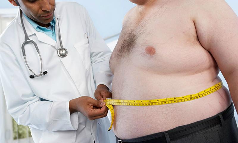 Топ-3 наиболее страдающих от ожирения регионов определили в Роспотребнадзоре