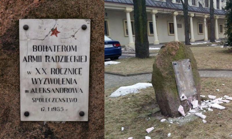 Польские депутаты проголосовали за снос советских памятников