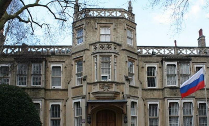 Посольство России в Лондоне: Газета Times вовремя открыла