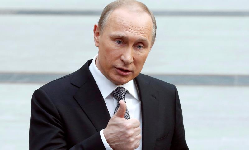 Путин продлил действие контрсанкций до31декабря 2018