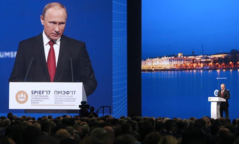Путин нашел виновного в аномально холодной погоде в Москве