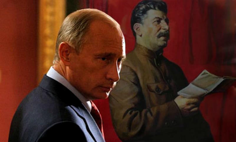 Владимир Путин рассказал Оливеру Стоуну о своем отношении к личности Сталина