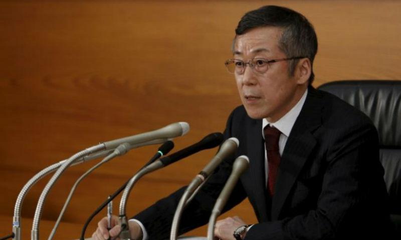 Вяпонском центробанке похвалили финансовую политику Гитлера