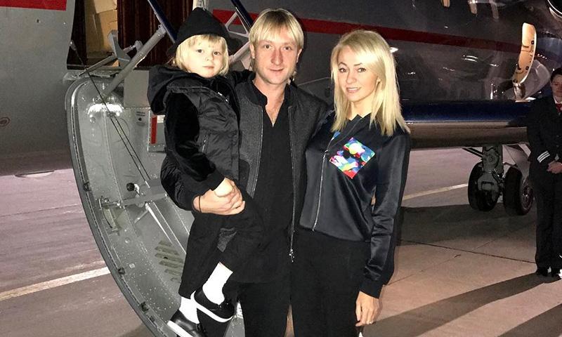 Яна Рудковская и Евгений Плющенко готовятся к венчанию