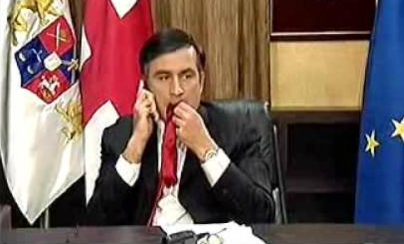 Путин: Саакашвили подтолкнули ко вторжению в Южную Осетию
