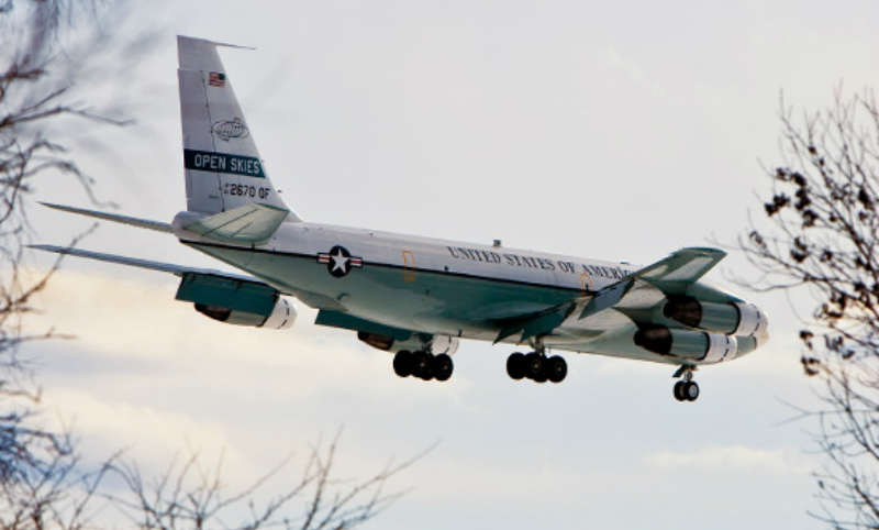 США и Украина совершат совместный наблюдательный полет над территорией России