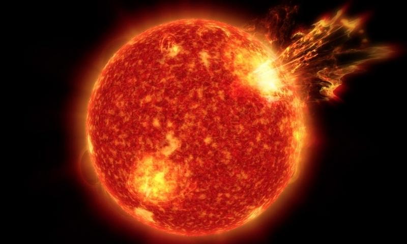Ученые назвали срок, когда Солнце выжжет всё живое на Земле