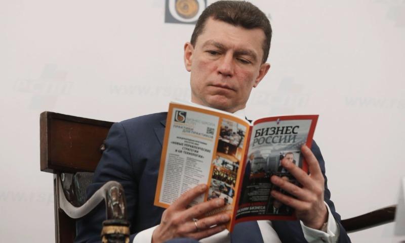 Топилин пообещал россиянам трехлетний рост зарплаты