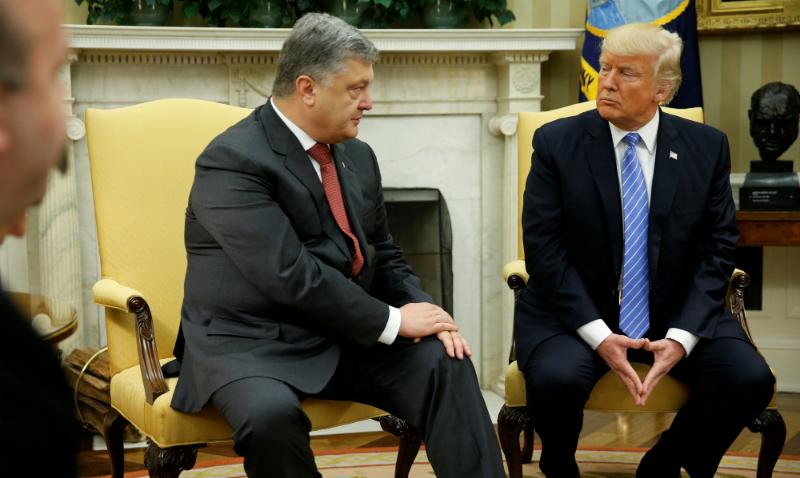 Трамп рассказал о своем распоряжении продать Украине