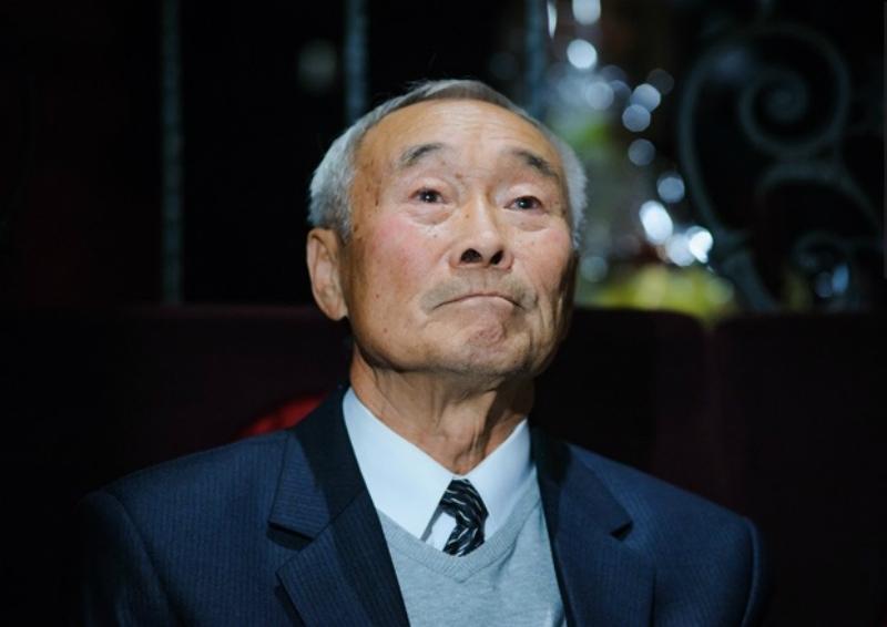 Отец Виктора Цоя