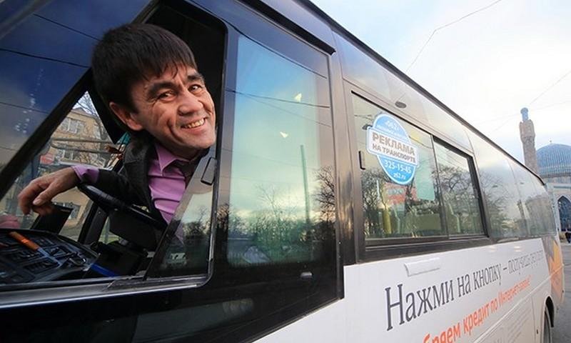 В Узбекистане начали поиск водителей для работы в Москве за 65 тысяч рублей в месяц