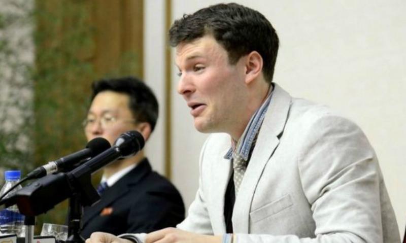 Освобожденный из тюрьмы КНДР американский студент скончался в США после года комы