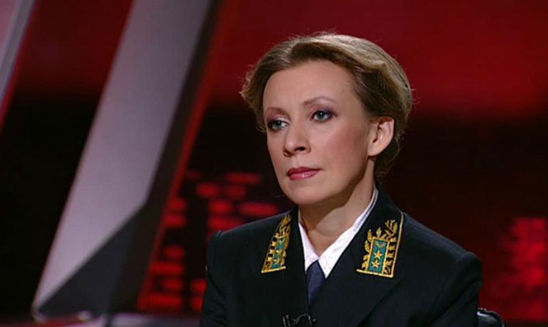 Московский кинофестиваль открылся песней дипломата Марии Захаровой