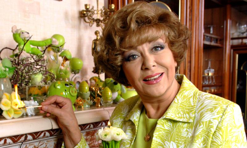 Календарь: 31 июля - Неповторимая Эдита Пьеха отмечает 80-летие