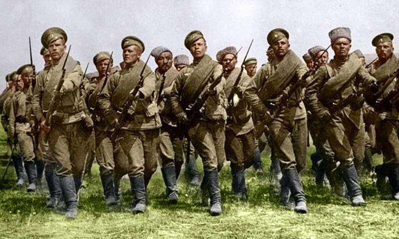 Календарь: 1 августа - Россия вступила в Первую мировую войну
