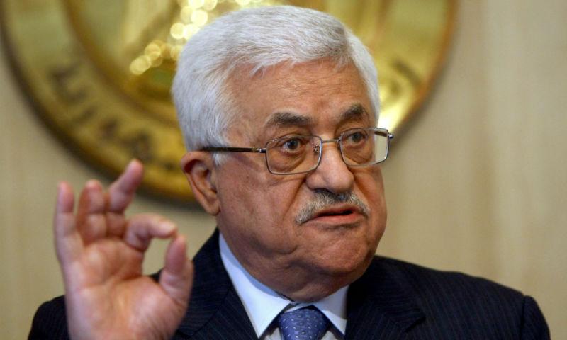 Палестинский лидер госпитализирован в Рамалле