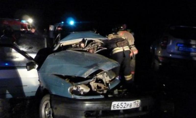 ДТП с пятью жертвами устроил гонщик без прав в Нижегородской области
