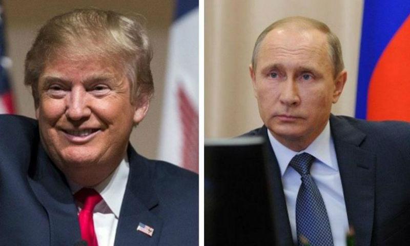 Рукопожатие года состоялось: Путин и Трамп встретились на саммите G20