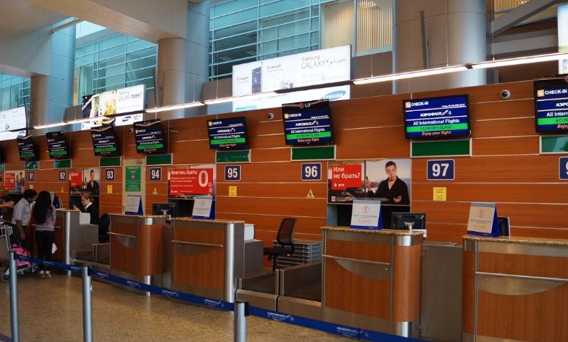 Госдума лишила россиян права на бесплатный провоз багажа