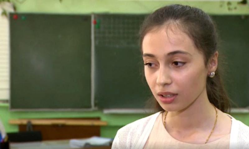 Сирийская беженка из Читы отлично написала ЕГЭ по русскому и стала единственной медалисткой в своей школе