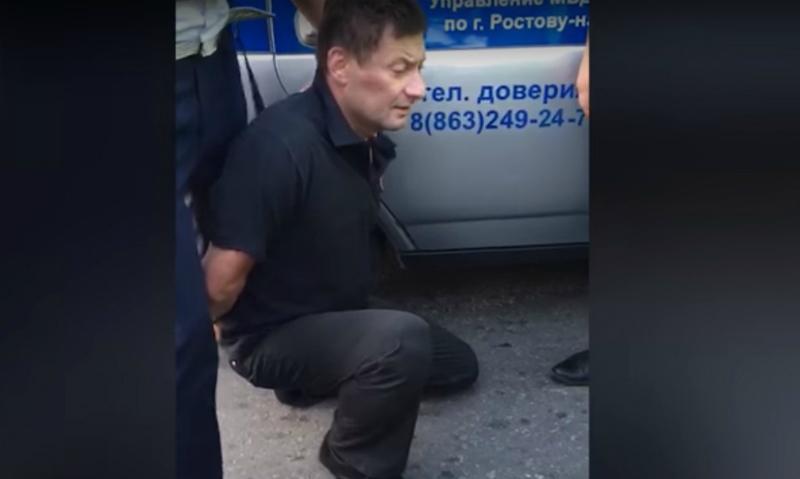 Бывший полицейский признался в расстреле жены и тестя под Ростовом