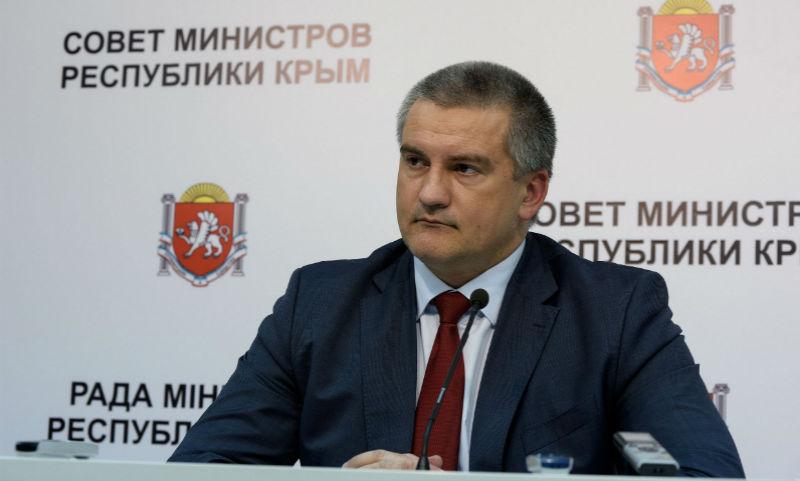 Три крымских министра и мэр Ялты лишились своих постов