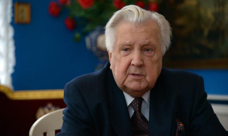 Ушел из жизни знаменитый художник Илья Глазунов