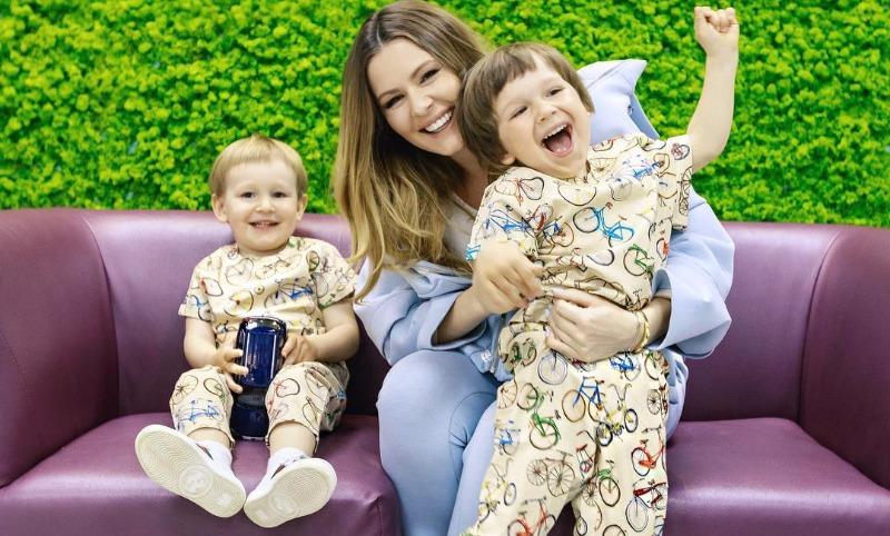 Звезда сериала «Универ» Мария Кожевникова стала мамой в 3-й раз