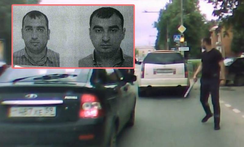 Опубликовано видео избиения битами байкера и его девушки в Перми
