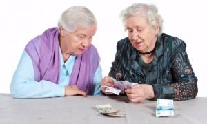 С пенсионеров запретят взыскивать долги
