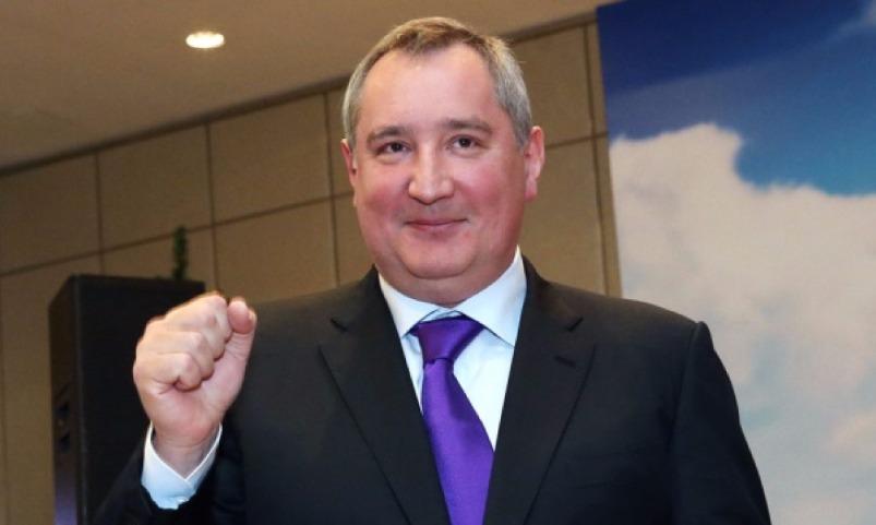 Рогозин похвастался