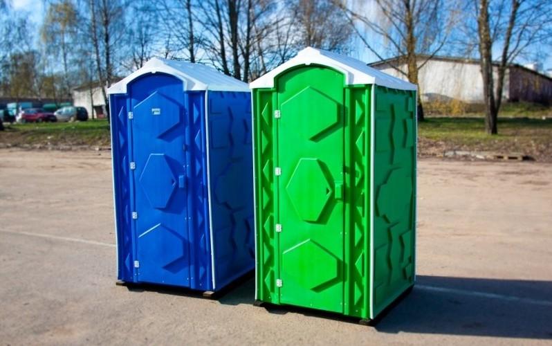 Туалетные кабины EcoGR ― чистая выгода
