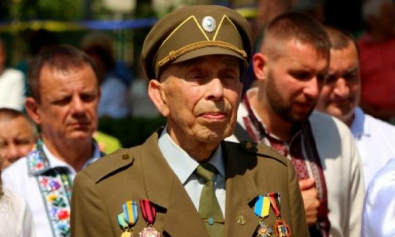 Пособник фашистов умер во время хвалебной речи на юбилее главаря ОУН-УПА