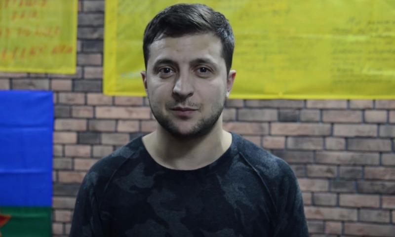 Скандальный шоумен Зеленский раскритиковал «чёрные списки» русских артистов