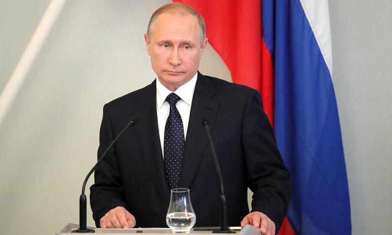 Президент России про санкции: Невозможно бесконечно терпеть хамство